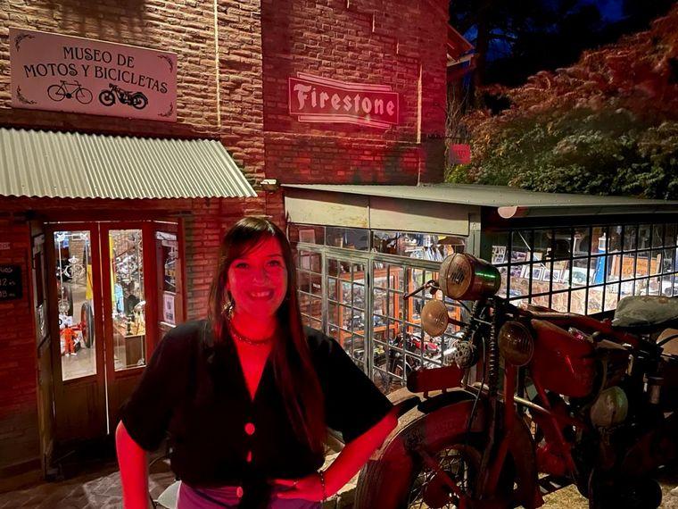AUDIO: Las historias que esconde el Museo de Motos en La Cumbre