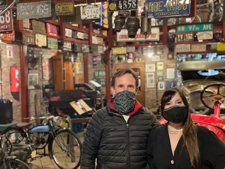 FOTO: Las historias que esconde el Museo de Motos en La Cumbre