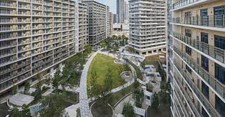 FOTO: Así es la Villa Olímpica donde se alojarán los deportistas.