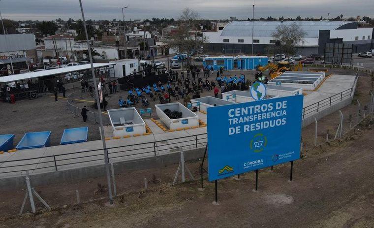 AUDIO: Cómo funciona el centro de transferencia de residuos en Córdoba
