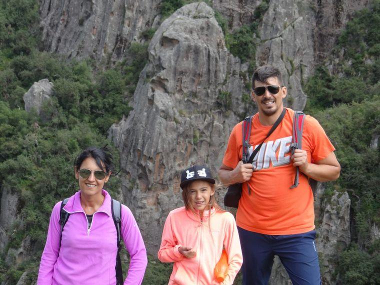 FOTO: Lleva la parrillada argentina a la cima de los pirineos