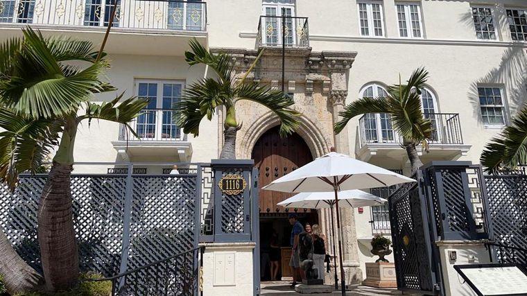 FOTO: Así es mansión donde fue asesinado Gianni Versace