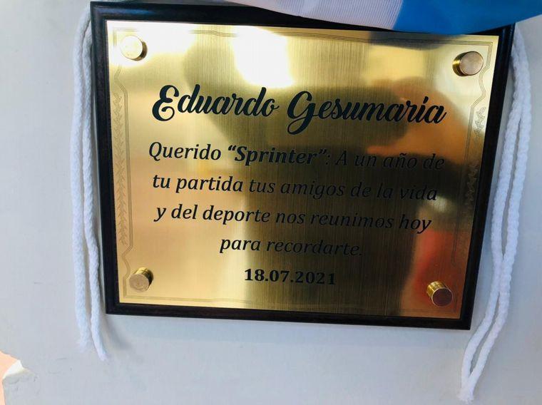 AUDIO: Córdoba: homenajean al periodista
