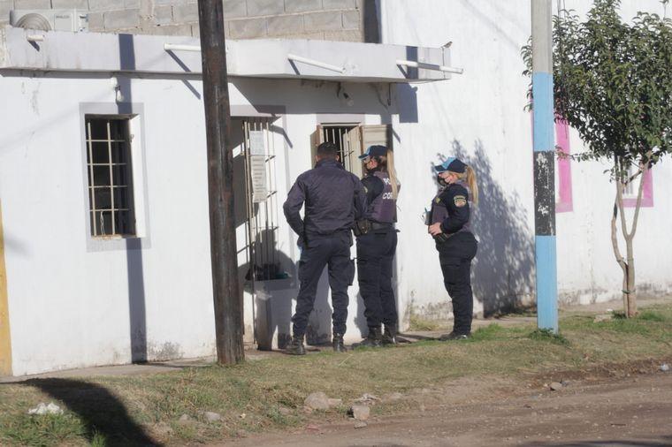 FOTO: Femicidio en Córdoba: mató a balazos a su ex y se suicidó