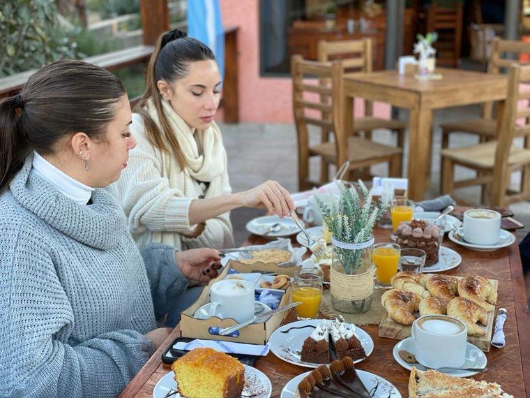 AUDIO: Magui Bravi probó las delicias caseras de