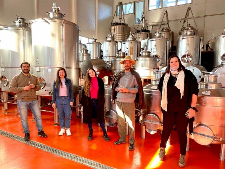 AUDIO: Los vinos cordobeses de Atos Pampa, en pleno Valle de Calamuchita