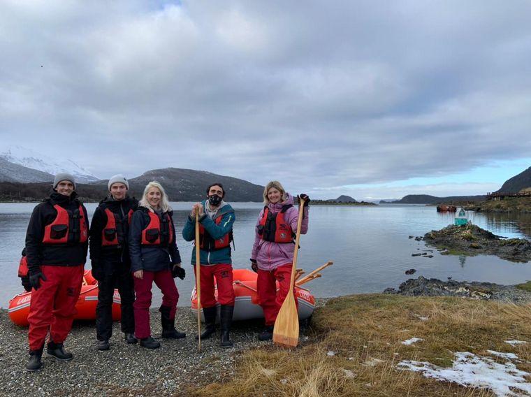 FOTO: Excursión al Parque Nacional Tierra del Fuego