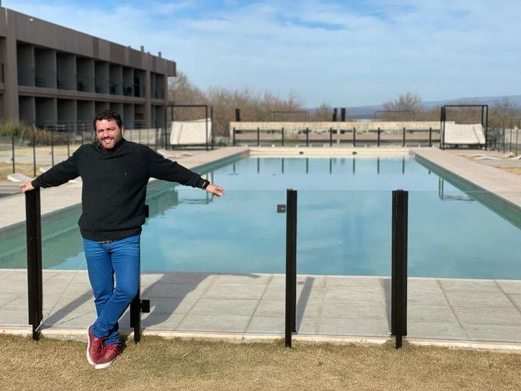 AUDIO: Prado del Lago, un cómodo complejo náutico en Villa Rumipal