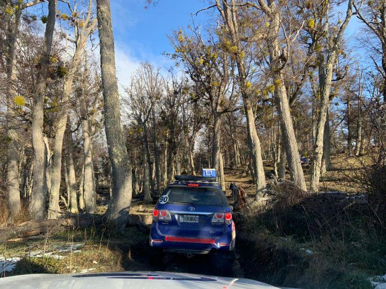 AUDIO: Mica Rodríguez se animó a la travesía 4x4 por los lagos