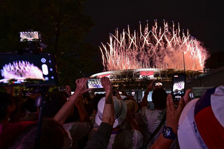 AUDIO: Encendieron la llama Olímpica en Tokio