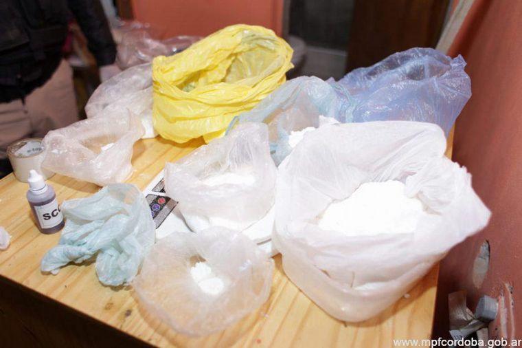 AUDIO: 14 detenidos tras un operativo para desbaratar banda narco