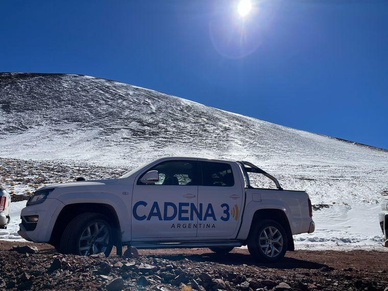 FOTO: Un paseo de 4 días en La Rioja para adentrarse en los Andes