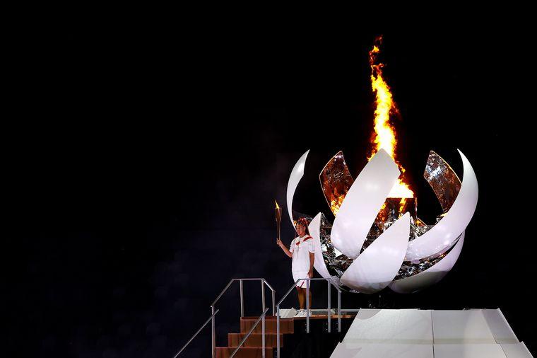FOTO: Ceremonia inaugural de los Juegos Olímpicos Tokio 2020