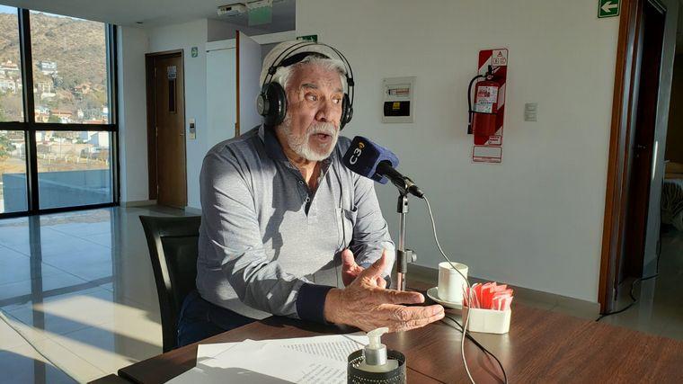 FOTO: Raúl Lavié homenajeará a Piazzolla en Carlos Paz