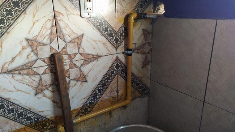 FOTO: El Comedor Vocecitas logró que le instalen gas natural