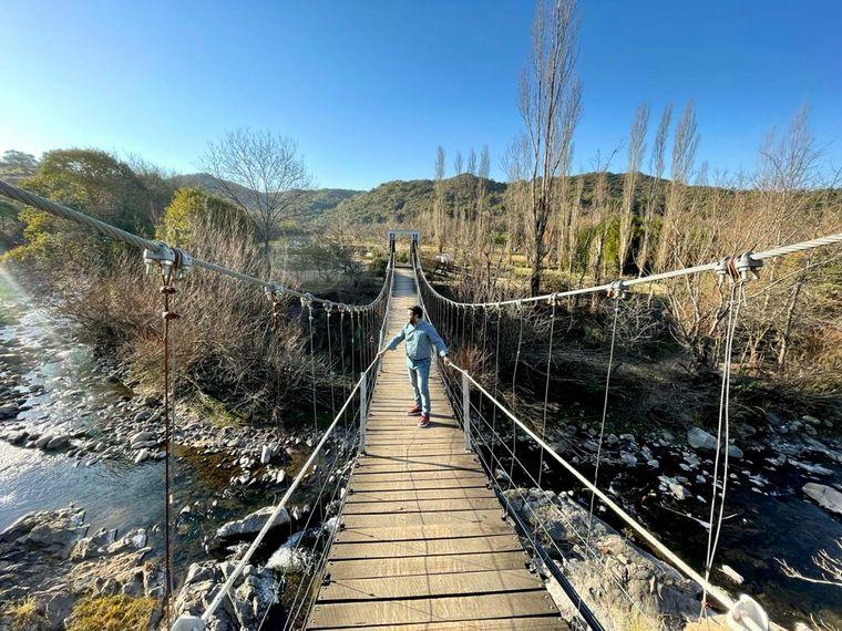 FOTO: Estancia Candonga es una belleza reconstruida en 1994.