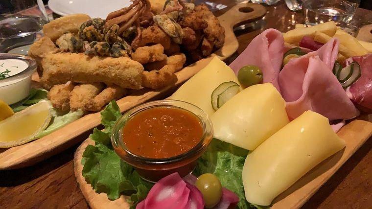 FOTO: Taberna del Viejo Lobo, un restaurant para conocer Ushuaia