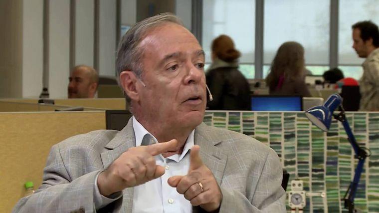FOTO: El ex ministro Roque Fernández encabeza la lista del Partido Demócrata.