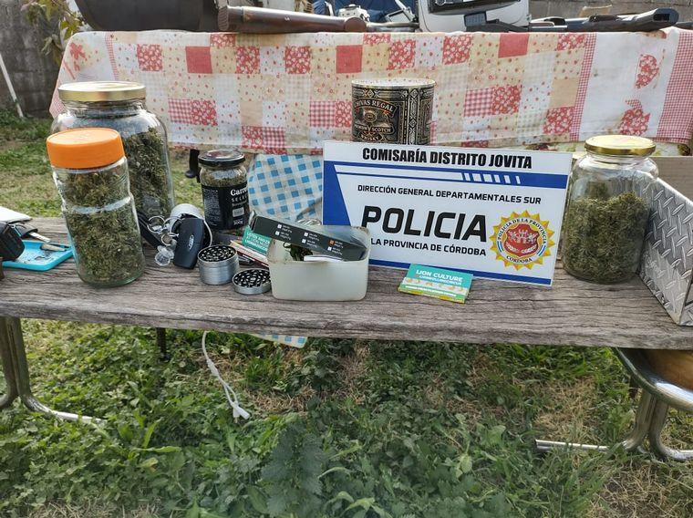 FOTO: Desarticulan a una banda por el robo de cereales en Córdoba