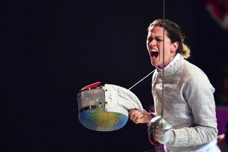 FOTO: Pérez Maurice cayó en un combate ajustado ante Anna Marton.
