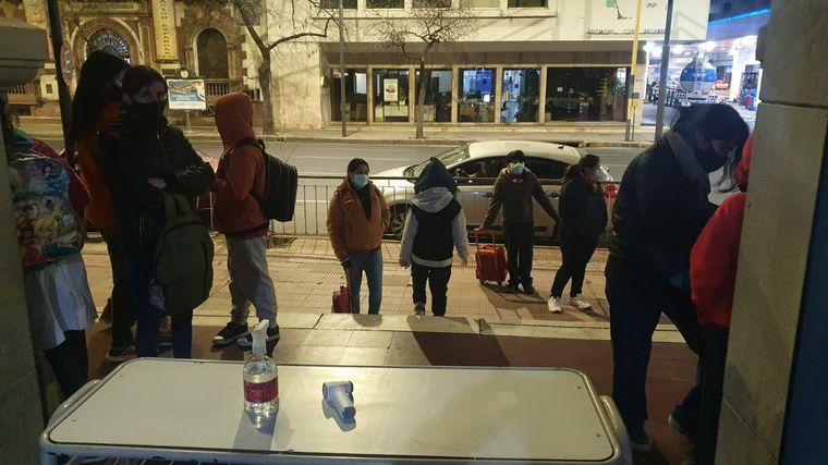 FOTO: Regresan las clases presenciales en Córdoba