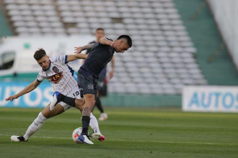 FOTO: Talleres recibe a Arsenal en el Kempes por la segunda fecha.