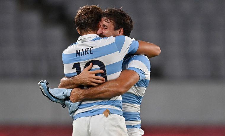 Los Pumas llegan a semifinales con una enorme victoria sobre Sudáfrica.