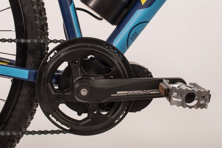 FOTO: Lanzarán créditos para comprar bicicletas eléctricas.