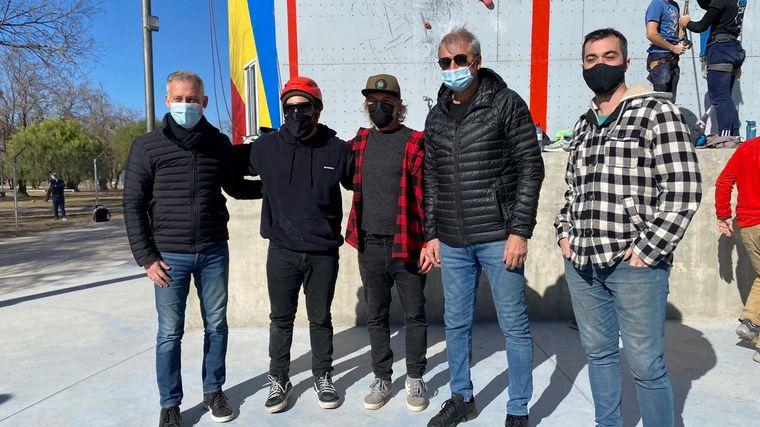 AUDIO: Orlando Morales y Fede Bal se animaron a los deportes extremos en Córdoba