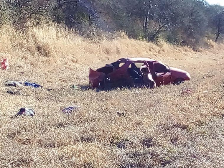 AUDIO: Una familia entera murió en un choque en la ruta 9 en Salta.