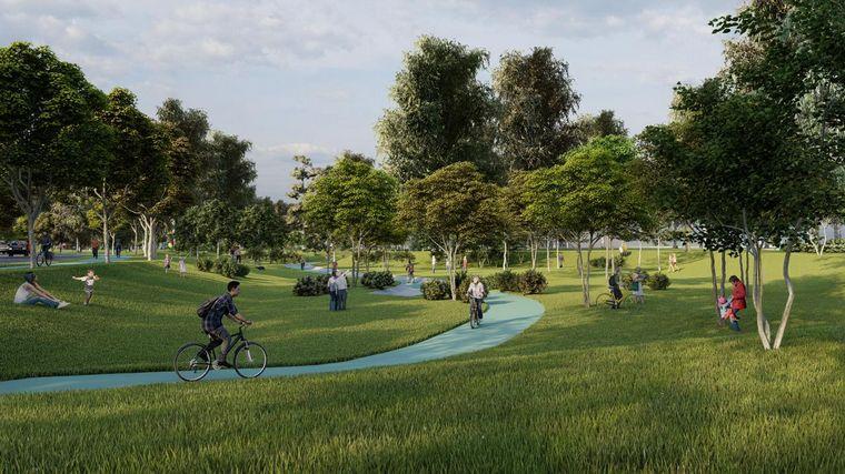 AUDIO: El Parque Sarmiento tendrá un pulmón pluvial