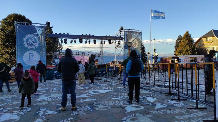 AUDIO: La Fiesta Nacional de la Nieve se celebra en Bariloche con artistas locales