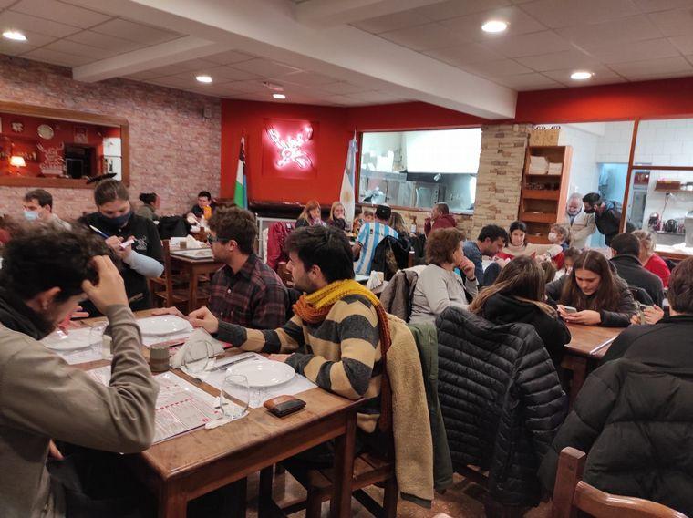 AUDIO: Lo de Gabriel, un restaurante bien italiano en Bariloche
