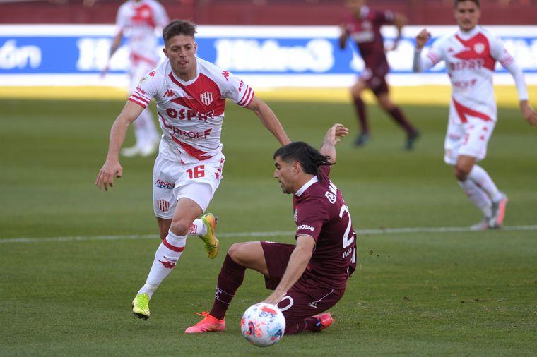 AUDIO: 1º gol Unión (Ezequiel Cañete) La Central Deportiva