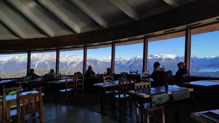 FOTO: La confitería Cerro Otto.