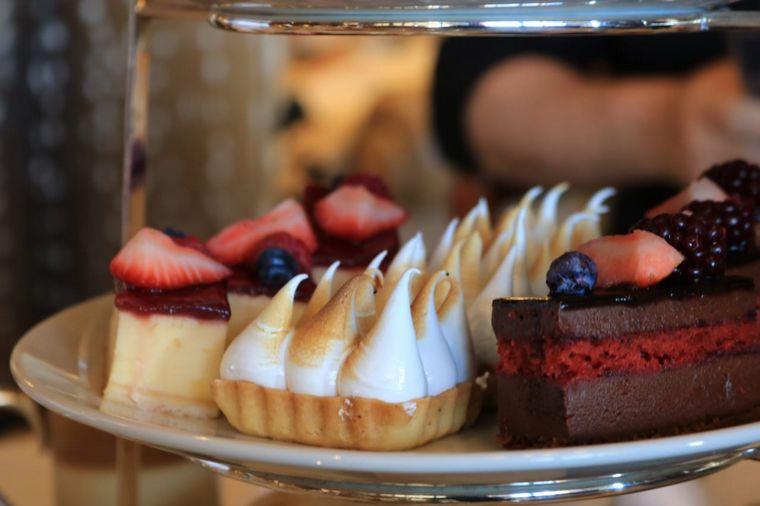 FOTO: El té que ofrece el Hotel Llao Llao de Bariloche.