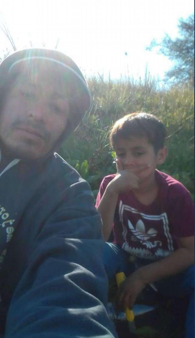 Encontraron muerto al niño que era buscado junto a su padrastro • Canal C