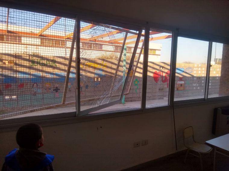 AUDIO: Sexto robo a un jardín de infantes en Campo de la Ribera