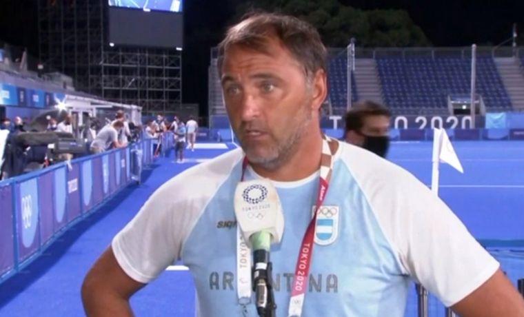 Chapa Retegui habló tras llegar a la final.