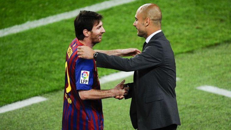 FOTO: Messi - Manchester City