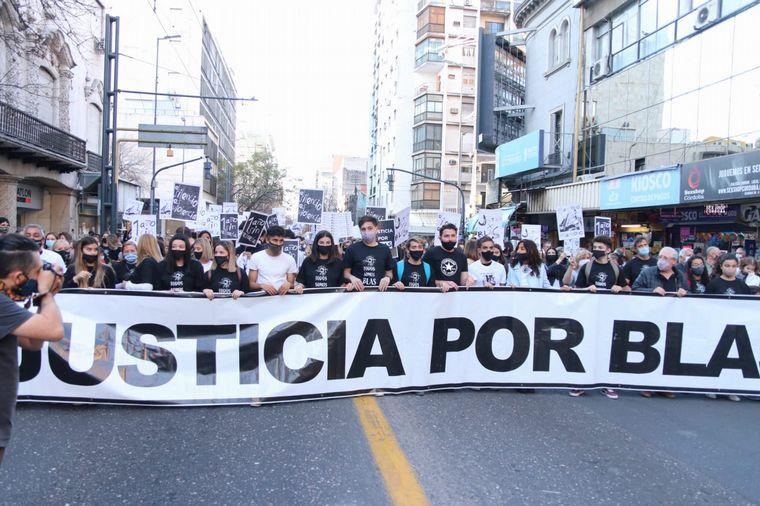 FOTO: Reclaman que no haya más casos de gatillo fácil en Córdoba.