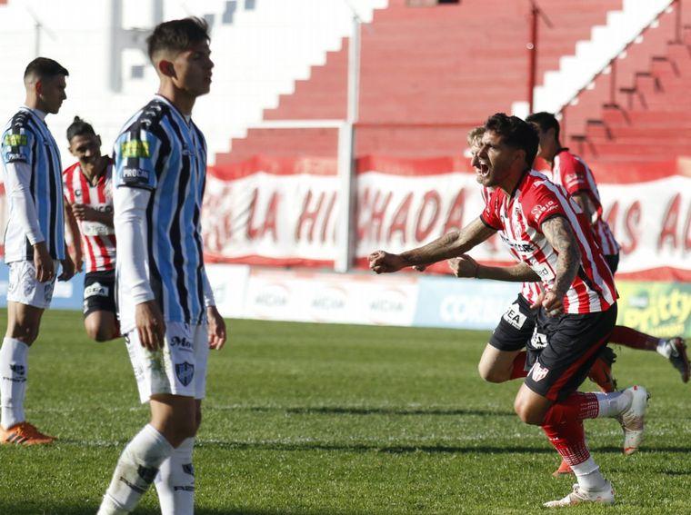 FOTO: Instituto empató con Almagro sobre el final del duelo en Alta Córdoba.