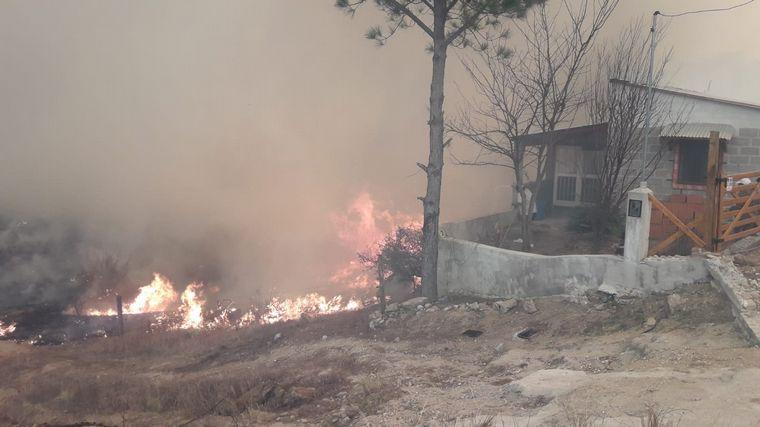"""AUDIO: Intendente de Potrero de Garay: """"Se estima que hay unas 500 hectáreas dañadas"""""""