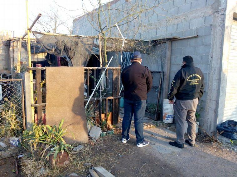 FOTO: Detuvieron a dos precandidatos por estafas en Santa Fe