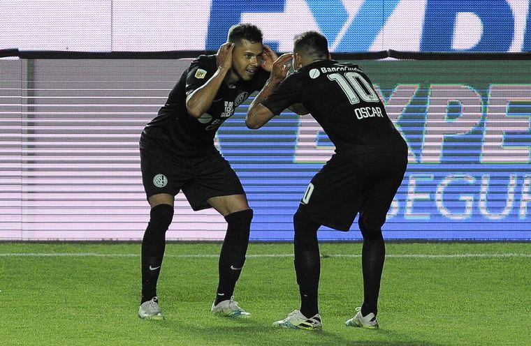 FOTO: Los hermanos Romero habían tenido conflictos en el vestuario de San Lorenzo.