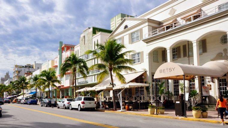 FOTO: Asesino a un turista en un restaurante de Ocean Drive, en Miami