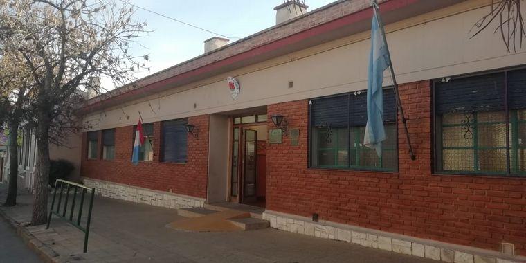 FOTO: El Cruce por la Educación en la escuela María Josefa Bustos de La Cumbre