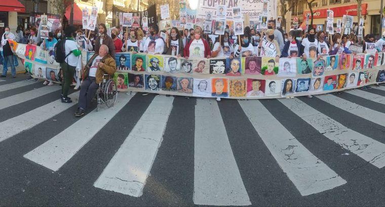 AUDIO: Se realizó la séptima marcha contra el Gatillo Fácil en Córdoba.