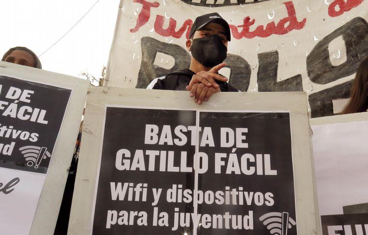FOTO: Pintan el Cabildo y la Catedral en Marcha del Gatillo Fácil