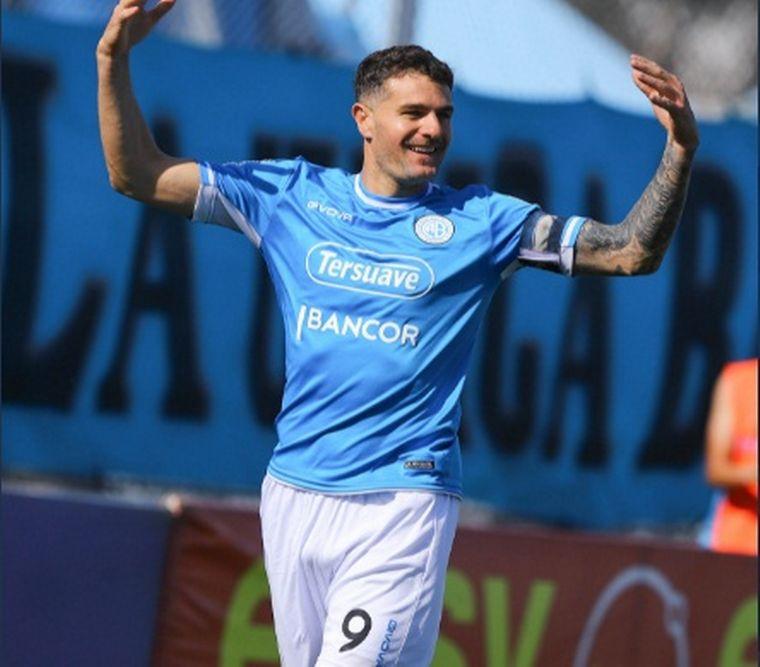 AUDIO: 3° Gol de Belgrano (Pablo Vegetti)